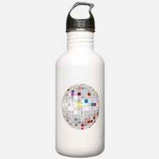 disco ball Water Bottle
