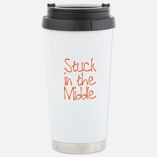 Middle Child Stainless Steel Travel Mug