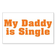 Single Daddy Decal