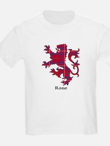 Lion - Rose T-Shirt