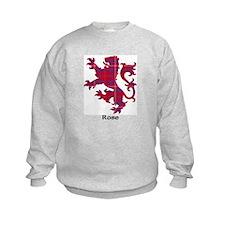 Lion - Rose Sweatshirt