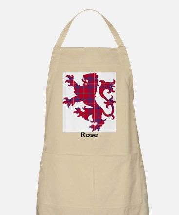 Lion - Rose Apron