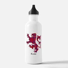 Lion - Rose Sports Water Bottle