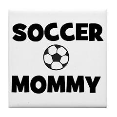 Soccer Mommy Tile Coaster