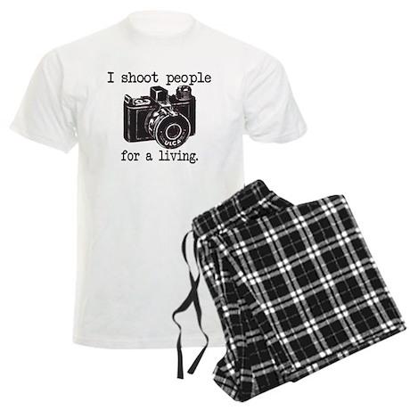 I Shoot People - Men's Light Pajamas