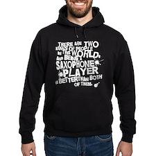Saxophone Player Hoodie
