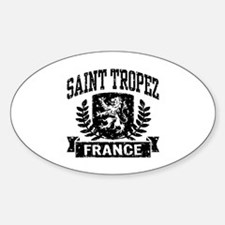 Saint Tropez France Decal