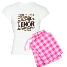 Tenor Women's Light Pajamas