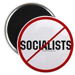 No Socialists Magnet