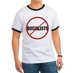 No Socialists Ringer T