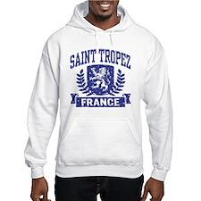 Saint Tropez France Hoodie Sweatshirt