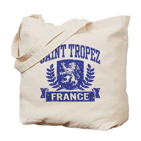 saint tropez france tote bag by hobnobbertees. Black Bedroom Furniture Sets. Home Design Ideas