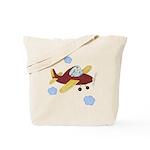 Giraffe - Airplane Tote Bag