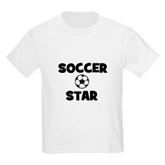 Soccer Star Kids T-Shirt