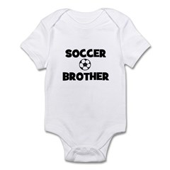 Soccer Brother Infant Creeper