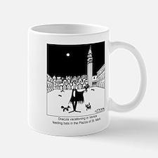 Dracula Vacationing In Venice Mug