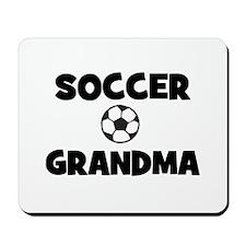 Soccer Grandma Mousepad