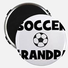 Soccer Grandpa Magnet