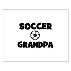 Soccer Grandpa Posters