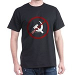 Sickle & Hammer No Communists Dark T-Shirt