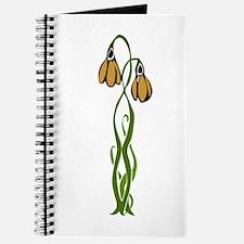Wordslinger Flower Journal