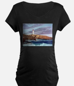 Peggy's Cove Lighthouse T-Shirt