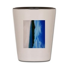Costa Rica Beach Shot Glass