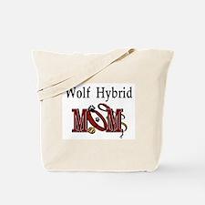 Wolf Hybrid Tote Bag