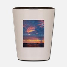 Costa Rica Sunset Shot Glass
