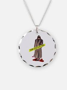 Crime Scene Necklace