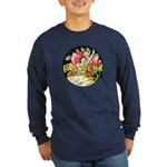 Pasadena Long Sleeve Dark T-Shirt