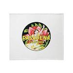 Pasadena Throw Blanket