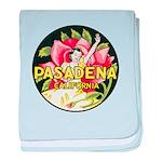Pasadena baby blanket