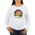 Pasadena Women's Long Sleeve T-Shirt