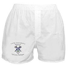1st Bn 23rd Infantry Boxer Shorts