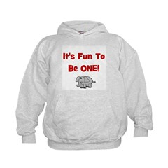 It's Fun To Be One! w/ Elepha Hoodie