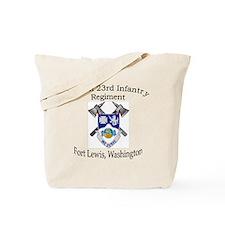 1st Bn 23rd Infantry Tote Bag
