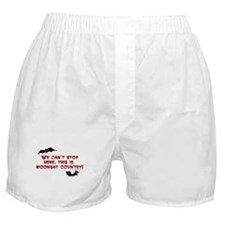 This is Moonbat Country! Boxer Shorts