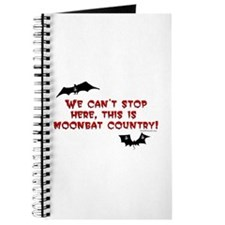 This is Moonbat Country! Journal