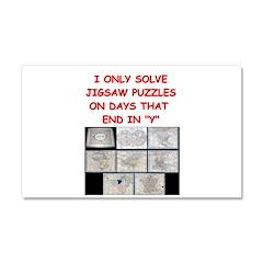 jigsaw puzzle Car Magnet 12 x 20