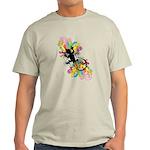 Groovy Gecko Light T-Shirt