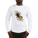 Groovy Gecko Long Sleeve T-Shirt
