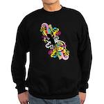 Groovy Gecko Sweatshirt (dark)