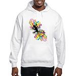 Groovy Gecko Hooded Sweatshirt