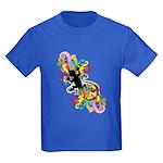 Groovy Gecko Kids Dark T-Shirt