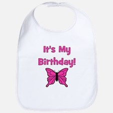 It's My Birthday! Butterfly Bib