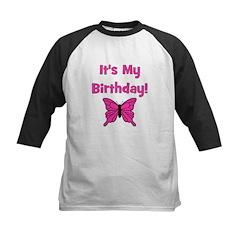 It's My Birthday! Butterfly Tee