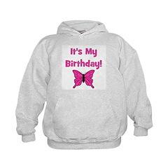 It's My Birthday! Butterfly Hoodie