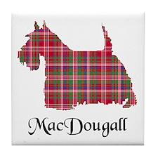 Terrier - MacDougall Tile Coaster