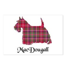 Terrier - MacDougall Postcards (Package of 8)